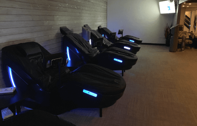 Gym with Hydromassage in Littleton, CO